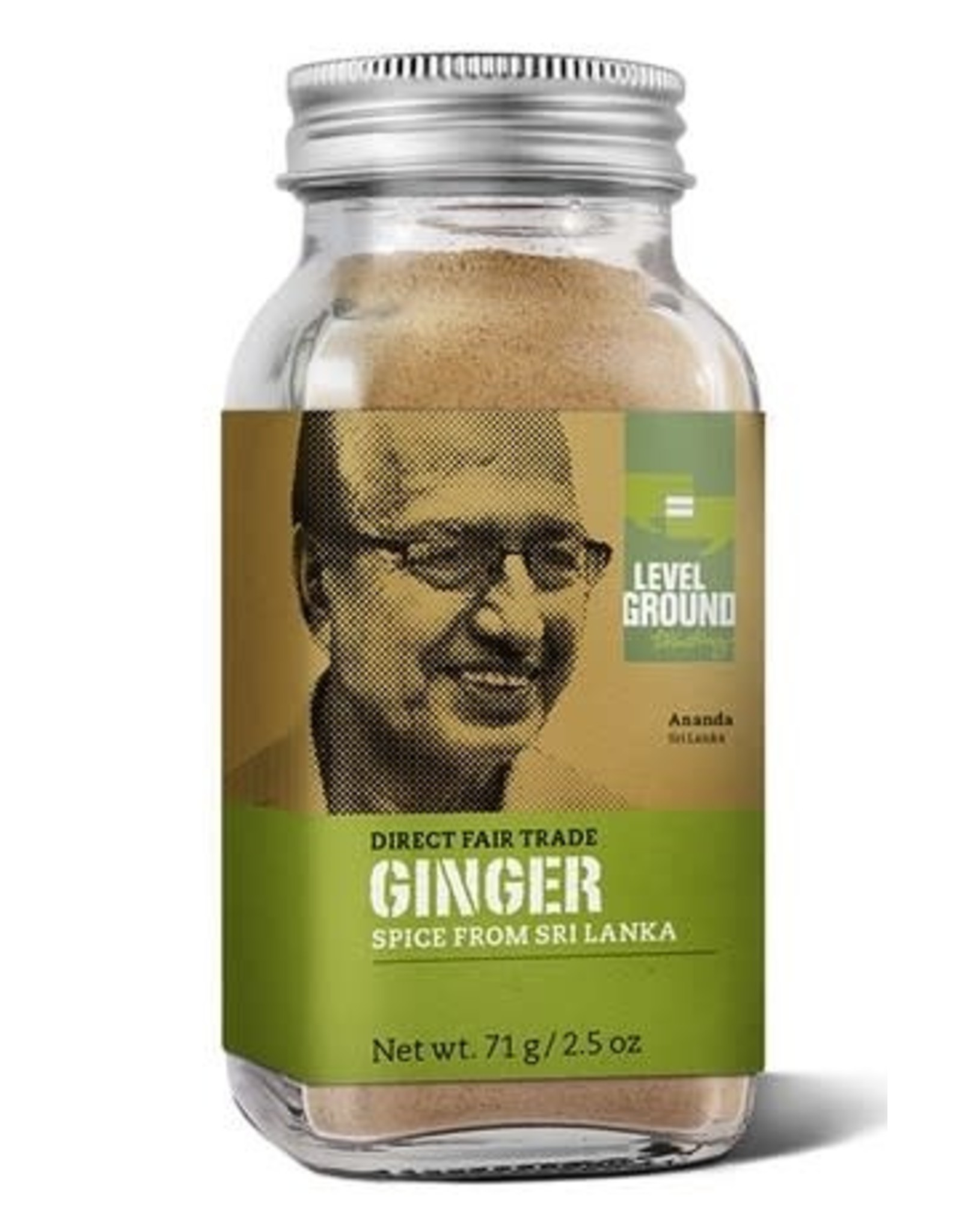 Level Ground Trading Ginger 71g