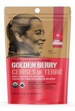 Level Ground Trading Premium Organic Dried Golden Berry