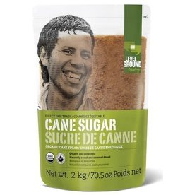 Level Ground Trading Sugar Panela Cane 2K/5lb