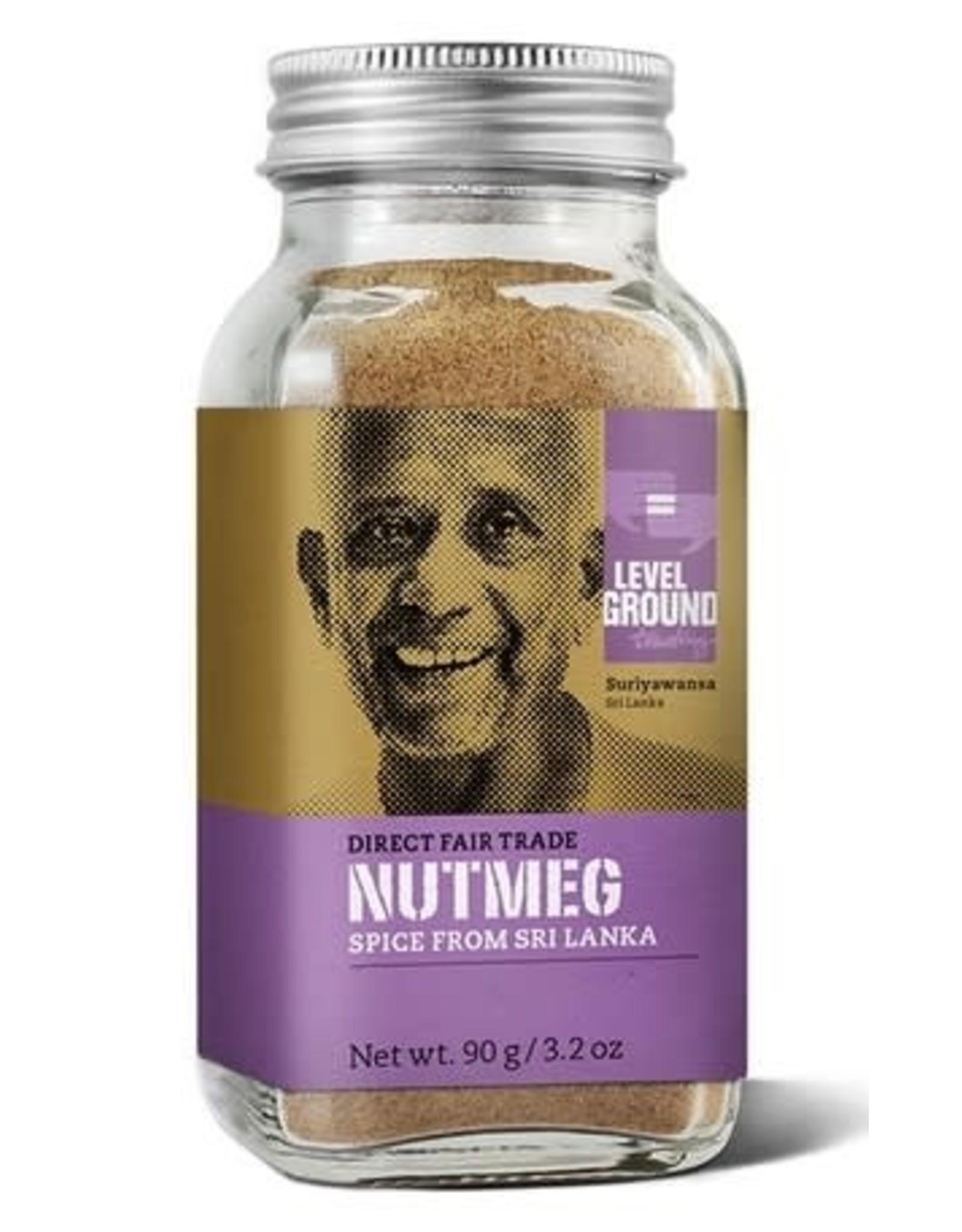 Level Ground Trading Nutmeg 90g