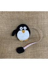 Ten Thousand Villages Penguin Measuring Tape