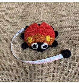 Ten Thousand Villages Ladybug Measuring Tape