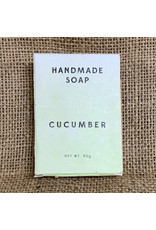 Ten Thousand Villages Cucumber Scented Soap