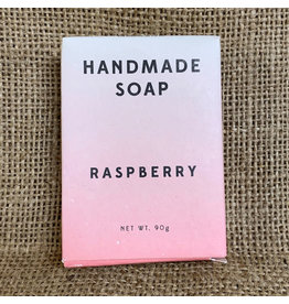 Ten Thousand Villages Raspberry Soap