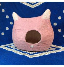 Hamro Village Pink Cat Cave