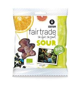 Oxfam Oxfam Sour Gummy Bears (100g)