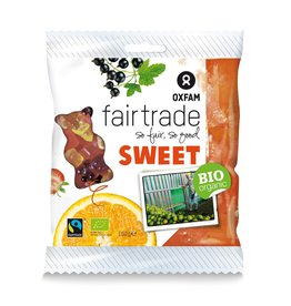 Oxfam Oxfam Sweet Gummy Bears (100g)