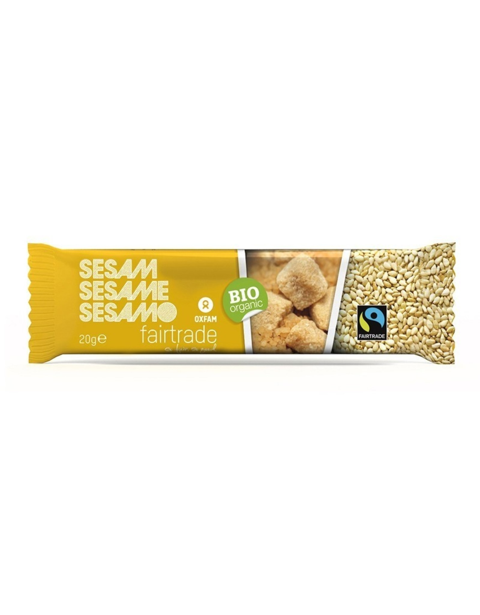 Oxfam Oxfam Sesame Seed Bar (20g)