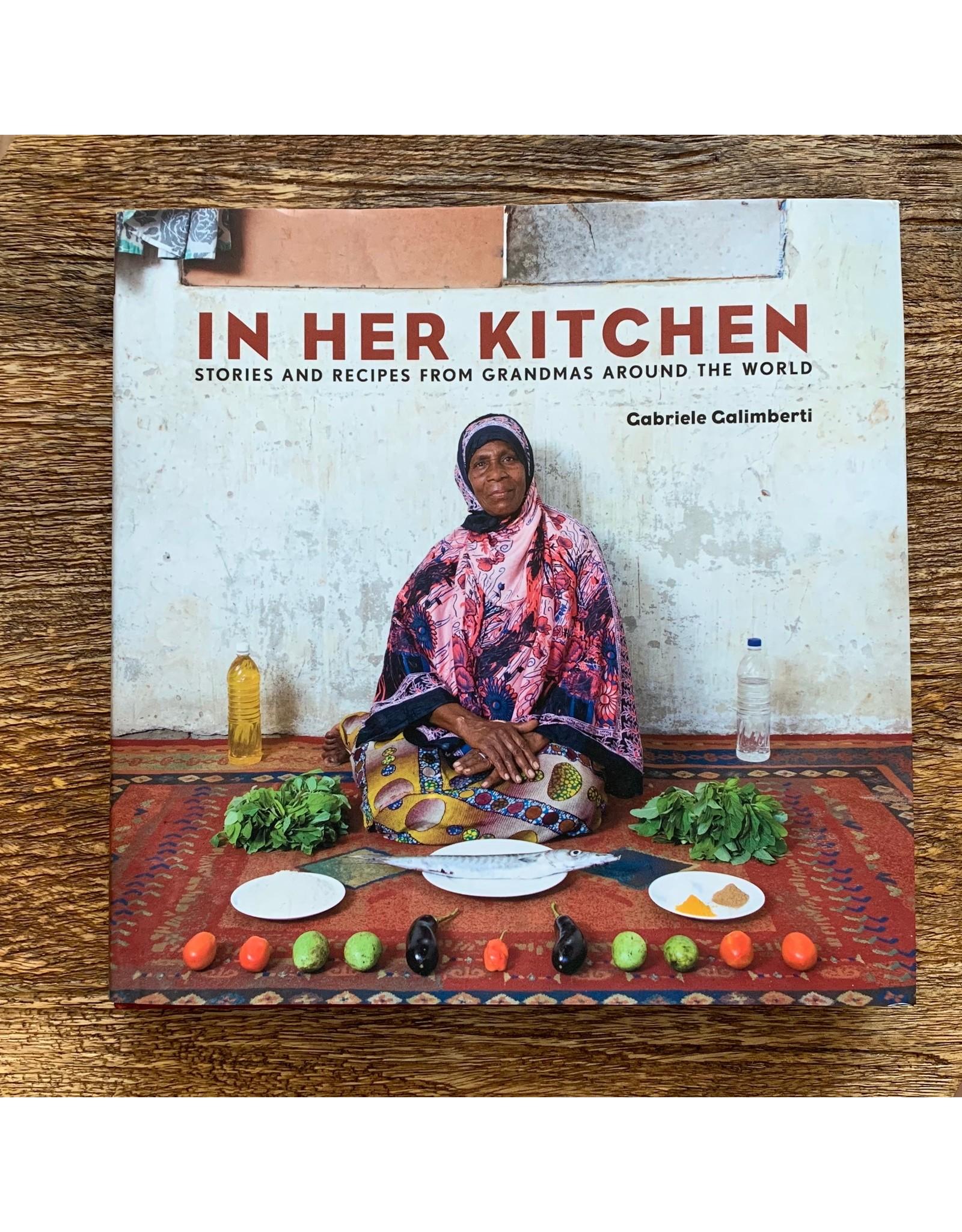 "Penguin Random House Cookbook ""In Her Kitchen"""
