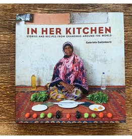 "Penguin Random House Cookbook ""In Her Kitchen"""