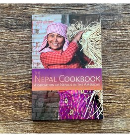 "Cookbook, ""The Nepal Cookbook"""