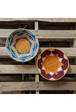 Ten Thousand Villages Sunshine's Warmth Woven Basket