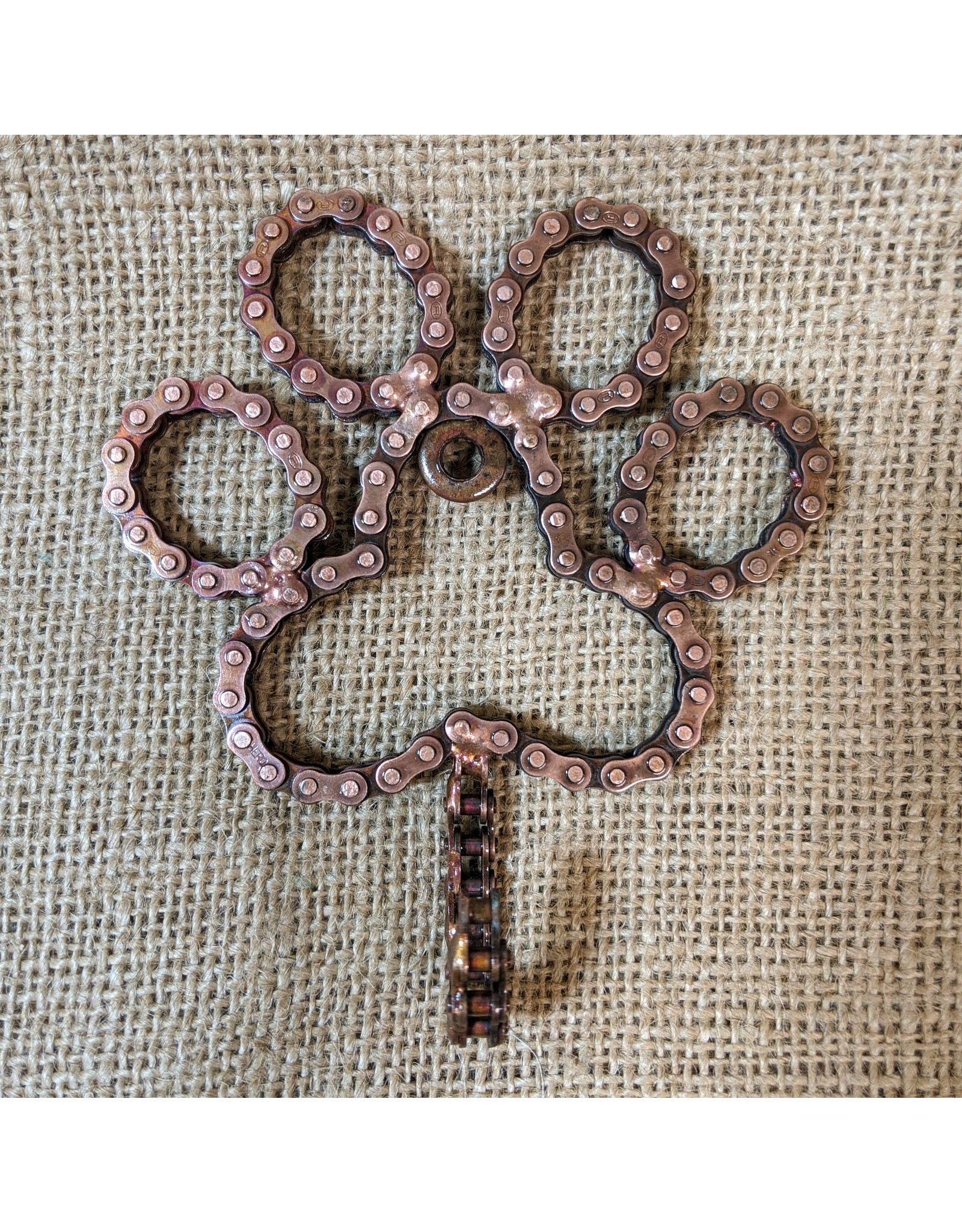 Ten Thousand Villages Paw Print Key Hook