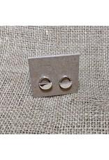 Ten Thousand Villages Half-moon Stud Earrings
