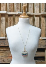 Ten Thousand Villages Untold Riches Beaded Necklace