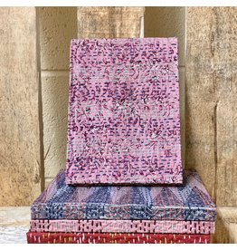 Ten Thousand Villages Kantha Sari Notebook