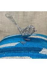 Ten Thousand Villages Feather Light Wire Bird