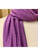 Ten Thousand Villages Purple Reign Scarf