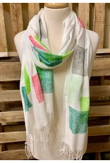 Ten Thousand Villages Wrap And Ready Scarf