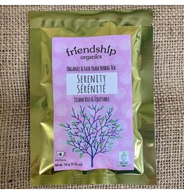 Friendship Organics Tea Sampler-Serenity-4 Bags per Pack