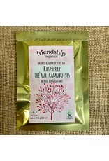 Friendship Organics Tea Sampler-Raspberry-4 Bags per Pack