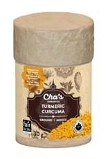 Cha's Organics Cha's Ground Turmeric (30g)