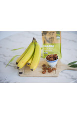 Level Ground Trading Premium Organic Dried Banana