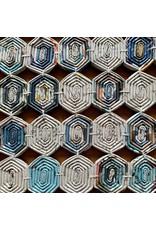 Ten Thousand Villages Coiled Paper Trivet, Large, Philippines