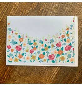 Ten Thousand Villages In Full Bloom Card