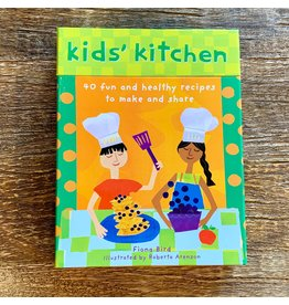 Ten Thousand Villages Kids' Kitchen Cookbook