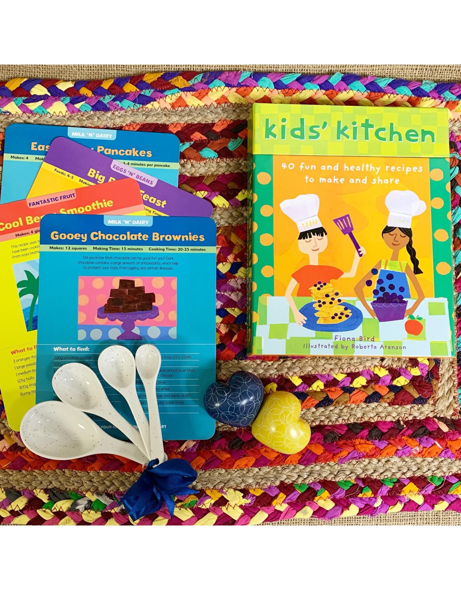 Ten Thousand Villages Kids' Kitchen Cookbook