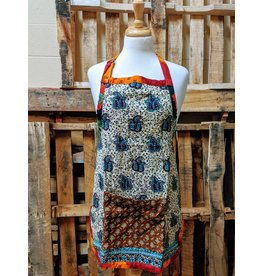 One of a Kind Sari Aprons