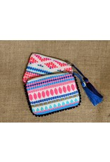 Ten Thousand Villages Diamond Coin Purse