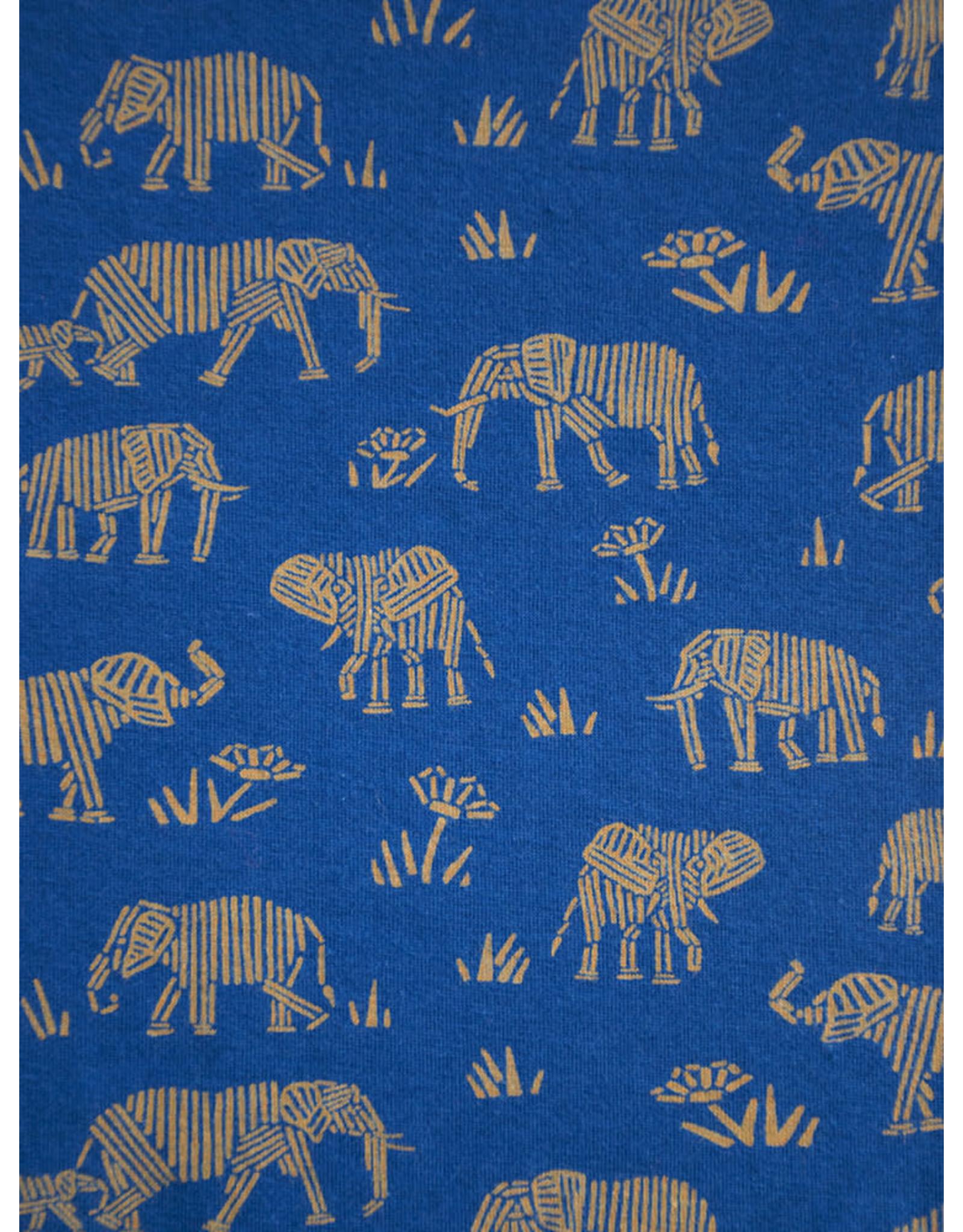 Lisbon Elephant Print Shiftdress
