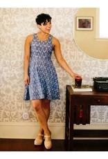 Cecilia Ikat Dress XL