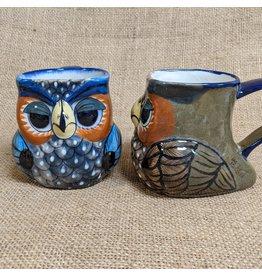 Lucia's Imports Owl Coffee Mug