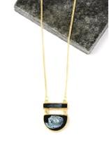 Fair Anita Midnight Pendant Necklace, India