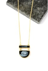 Fair Anita Midnight Pendant Necklace