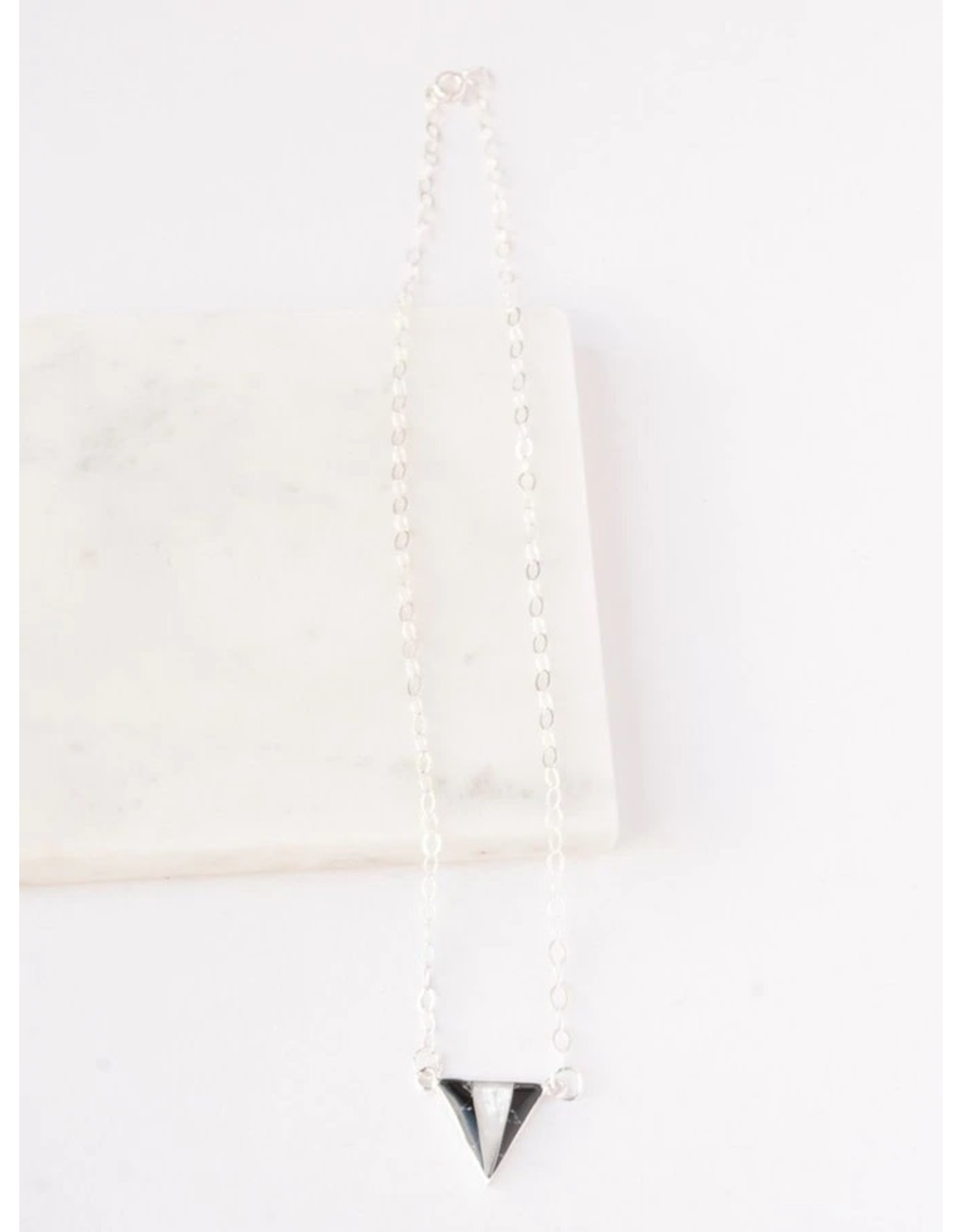 Fair Anita To the Point Pendant Necklace