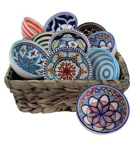 Sobremesa Small Ceramic Bowl, assorted