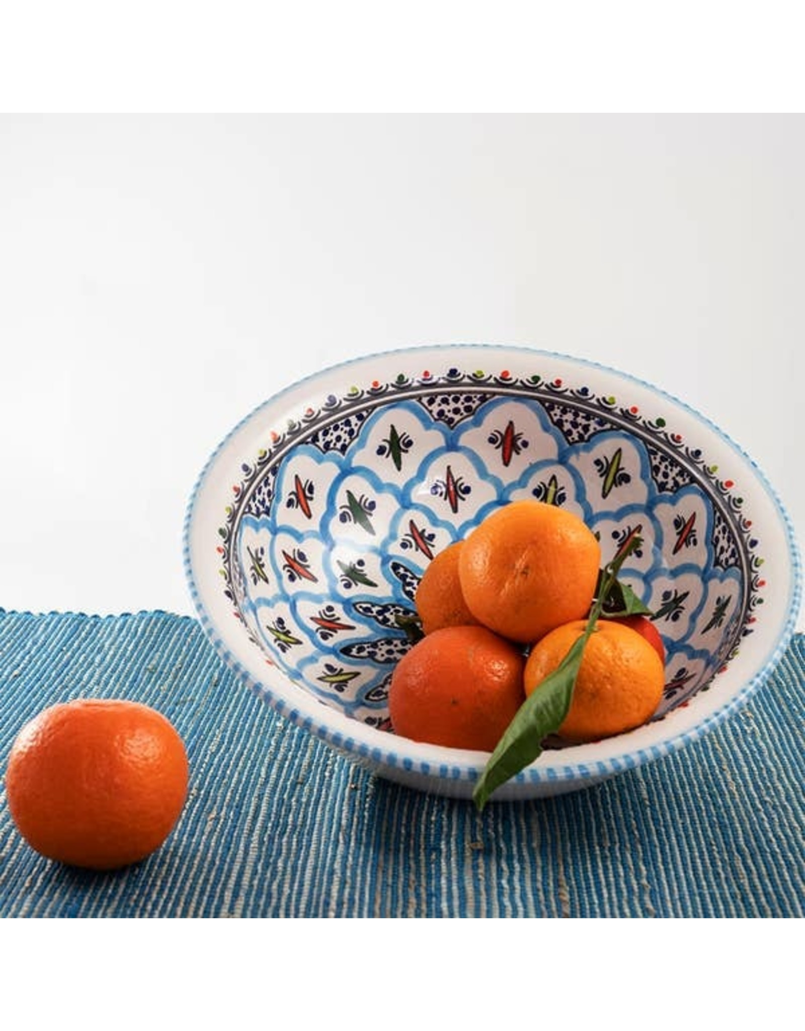 Sobremesa Medium Rosette Bowl