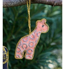 Matr Boomie Larissa Plush Giraffe Ornament