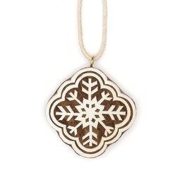 Matr Boomie Hima Bindu Snowflake Ornament