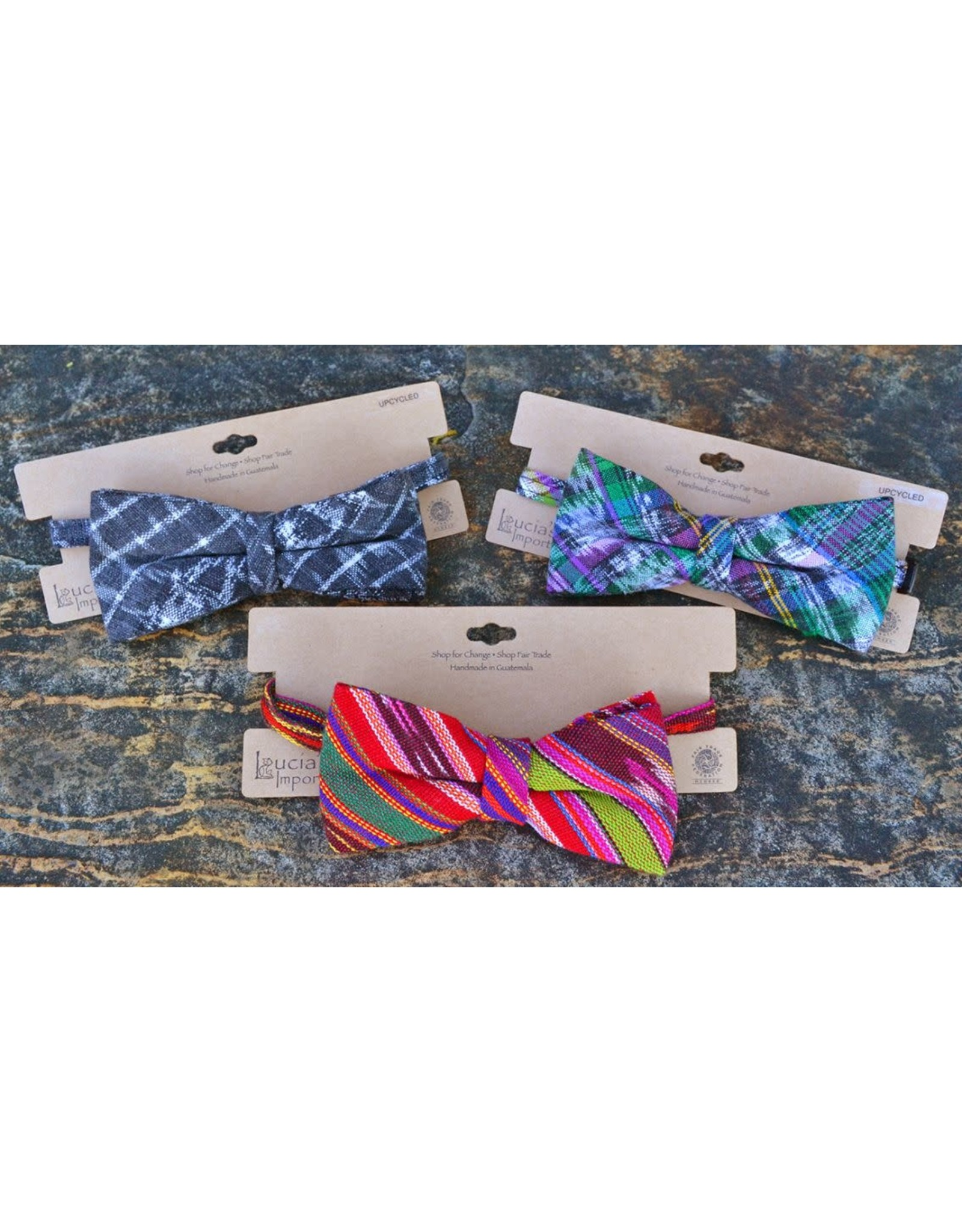 Lucia's Imports Ikat Bowtie, assorted