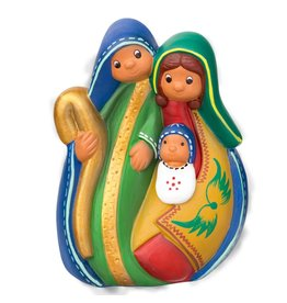 Lucuma Joyful Family Nativity