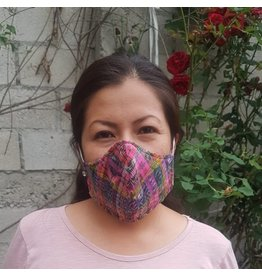 Lucia's Imports Ikat Duckbill Facemask, assorted