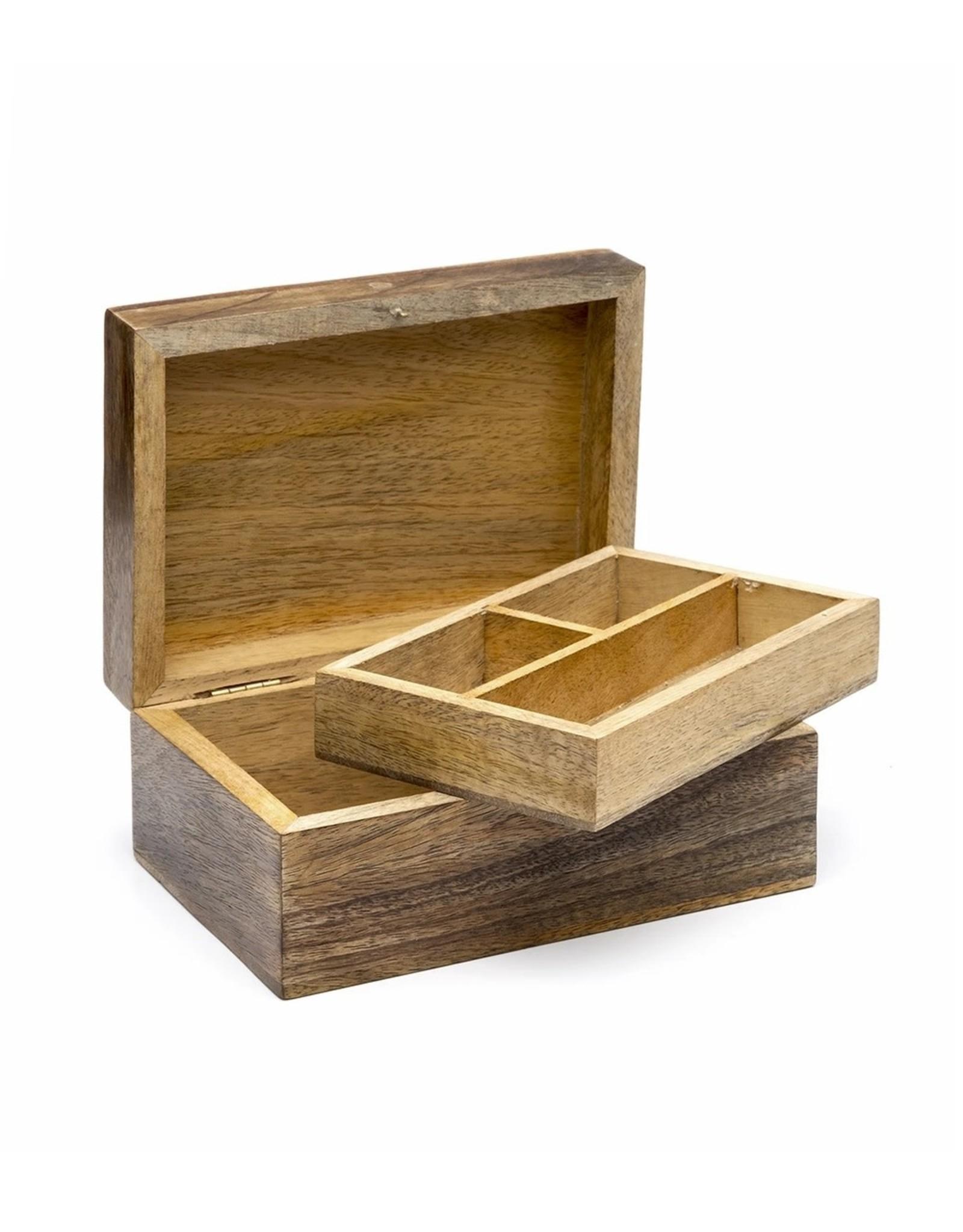 Matr Boomie Indukala Jewelry Box, India