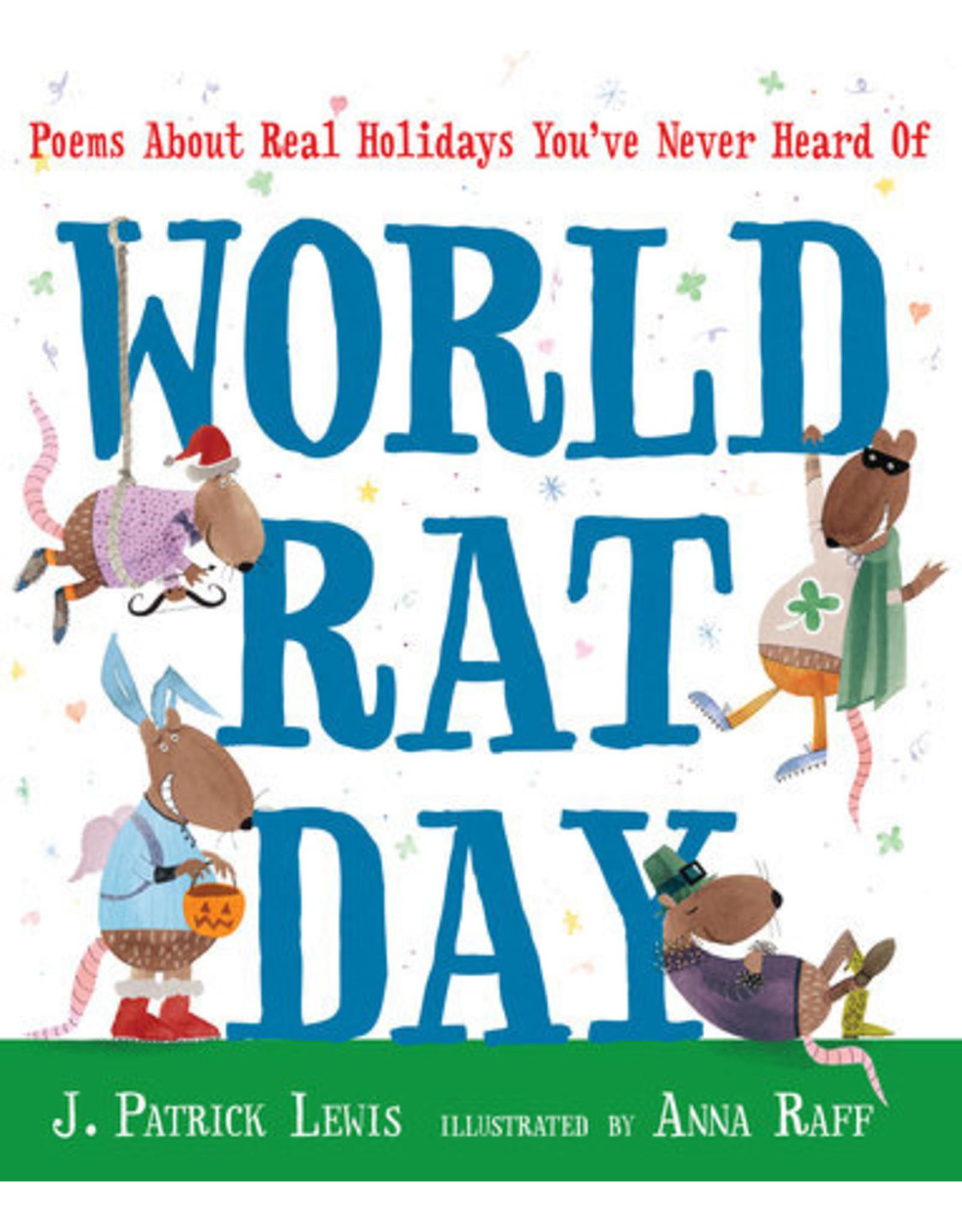 "Penguin Random House Storybook ""World Rat Day"""