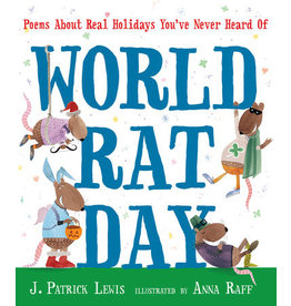 "Penguin Random House Storybook ""World Rat Day"""