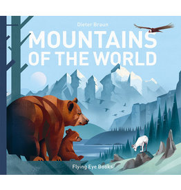 "Penguin Random House Storybook ""Mountains of the World"""